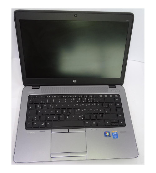 "2.el hp elitebook 840 G1 İ5-4300U 1.90 ghz 8gbb 320hdd ıntel hd ek w10pro pil tutuyor 14""dvd yok AS110"