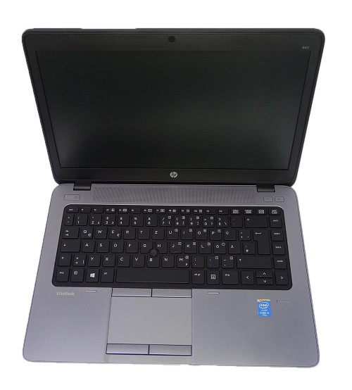 "2.el hp elitebook 840 G1 İ5-4300u 2.30ghz 8gb 320hdd ıntel hd 5500 ek w10pro 14"" AS107"