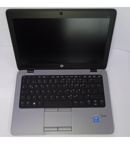 "2.el hp elitebook 840  G1 İ7-4600 2.10ghz 4gb 320hdd w10pro 12.5""pil var AS010"