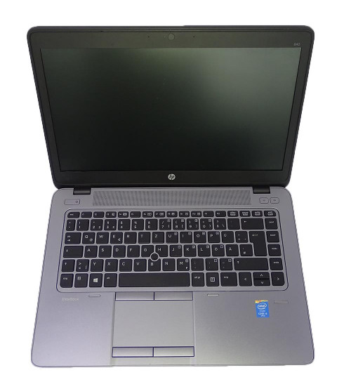 "2.el hp elitebook 840  G2 İ5-5300u 2.30ghz 8gb 320hdd ıntel hd 5500 ek w10pro 14""pil tutuyor AS108"
