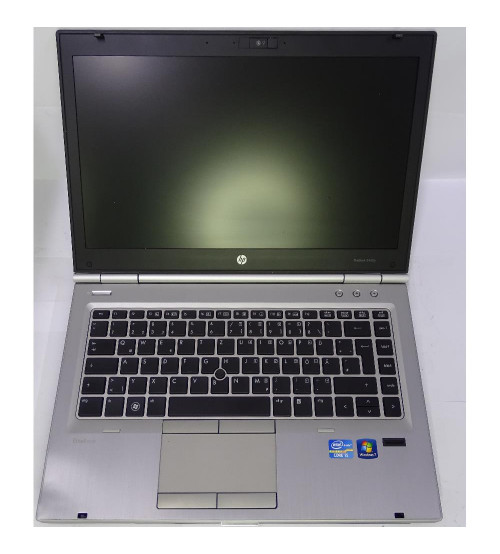 "2.el  HP ELİTEBOOK 8460P 14""  İ7 2620M 4GB  320HDD WİN7 PİL VAR AS139"