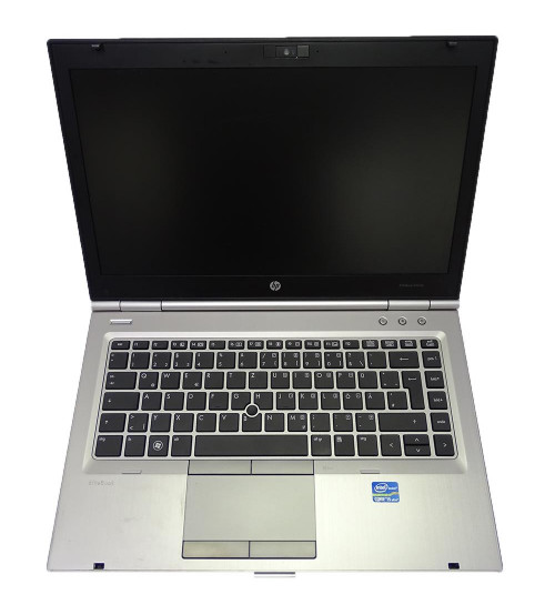 2.el hp elitebook 8460p i5-2520m 2.50 ghz 4gb 320 hdd pil çalışmıyor dvd var w10pro AS089