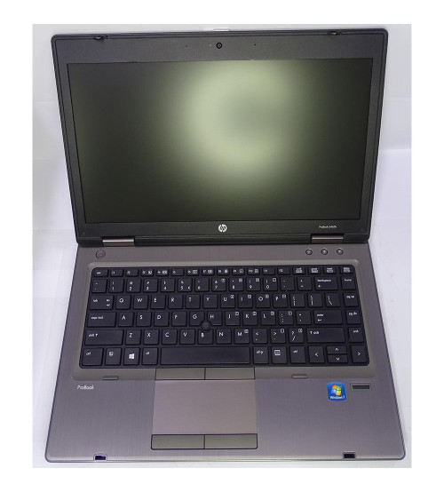 "2.el hp probook 14""6465b AMDA4- 3310mx 4gb 320hdd amd radeon 6480g pil var tutmuyor w7pro AS077"