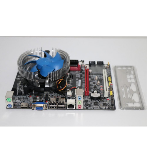 ASBOARD INTEL I7-620M 2.66/3.33GHz H55 4GB Ram Air Set