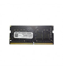 Asboard SODIMM 4GB DDR4 2400 Ram Notebook
