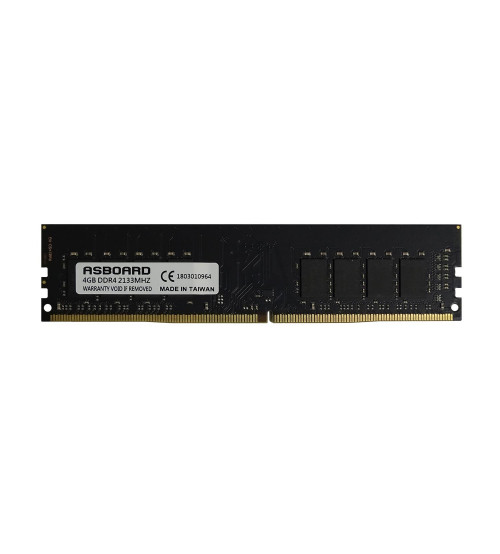 Asboard 4GB 2400MHz DDR4 288-Pin Ram Desktop